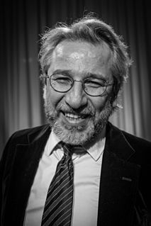Can Dündar Turkish journalist