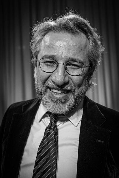 Picture of an author: Can Dündar