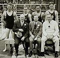 Canada Men 4x200m team 1928 Olympics.jpg