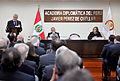 Canciller ofreció Clase Magistral en la Academia Diplomática del Perú (15122756835).jpg