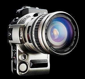 Canon EOS IX - Image: Canon EOS IX E Austin Calhoon Photograph
