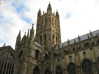 Canterbury - Canterbury Cathedral