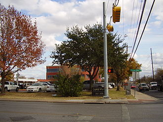 Capital Metropolitan Transportation Authority - Capital Metro headquarter complex