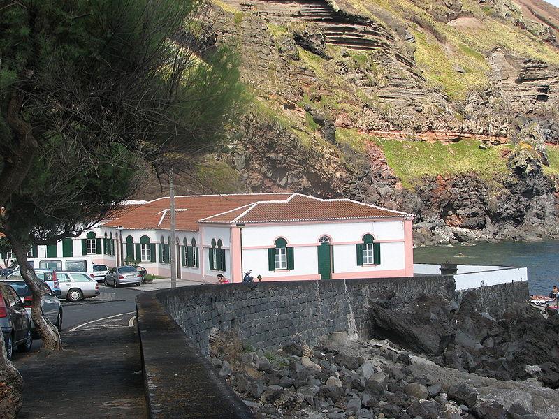Edifício das Termas do Carapacho