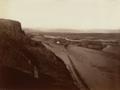 Carleton E. Watkins, The Dalles, Oregon, c. 1867, Albumen silver print, 39.3 x 52.1 cm, MoMA, 408.1977.png