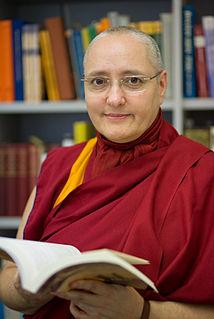 German Buddhist nun