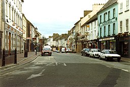 Main Street i Carrick-on-Suir.