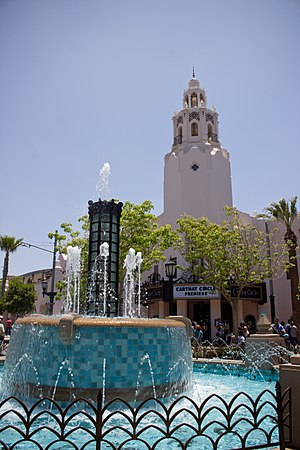Disney California Adventure - The Carthay Circle Theater