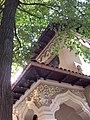 Casă parohială şi lapidarium (Ansamblul Bisericii Stavropoleos), Detalii casa parohiala.jpg