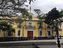 Casa Amarilla de Caracas - 2015.JPG