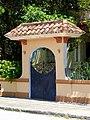 Casa Fernando Luis Toro ped gate - Ponce Puerto Rico.jpg