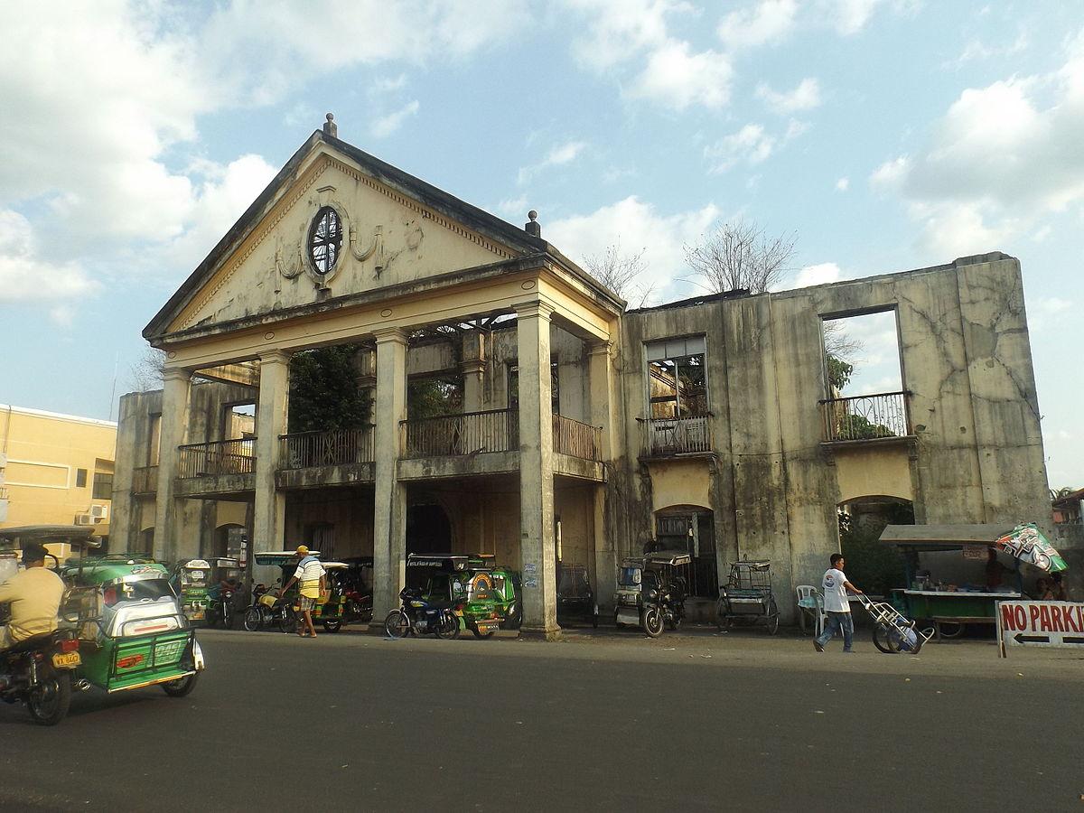 Casa real lingayen wikipedia for Casa actual