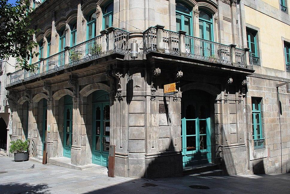 Casa de Pedro Román