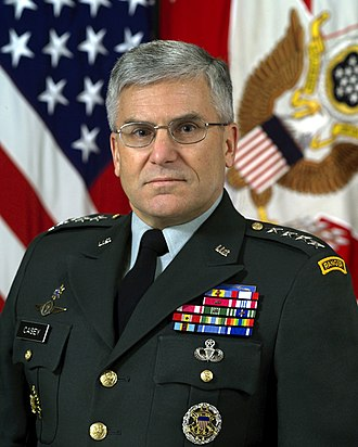 Multi-National Force – Iraq - Image: Casey Vice Chief of Staff