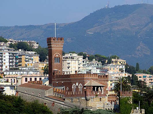 Albertis Castle