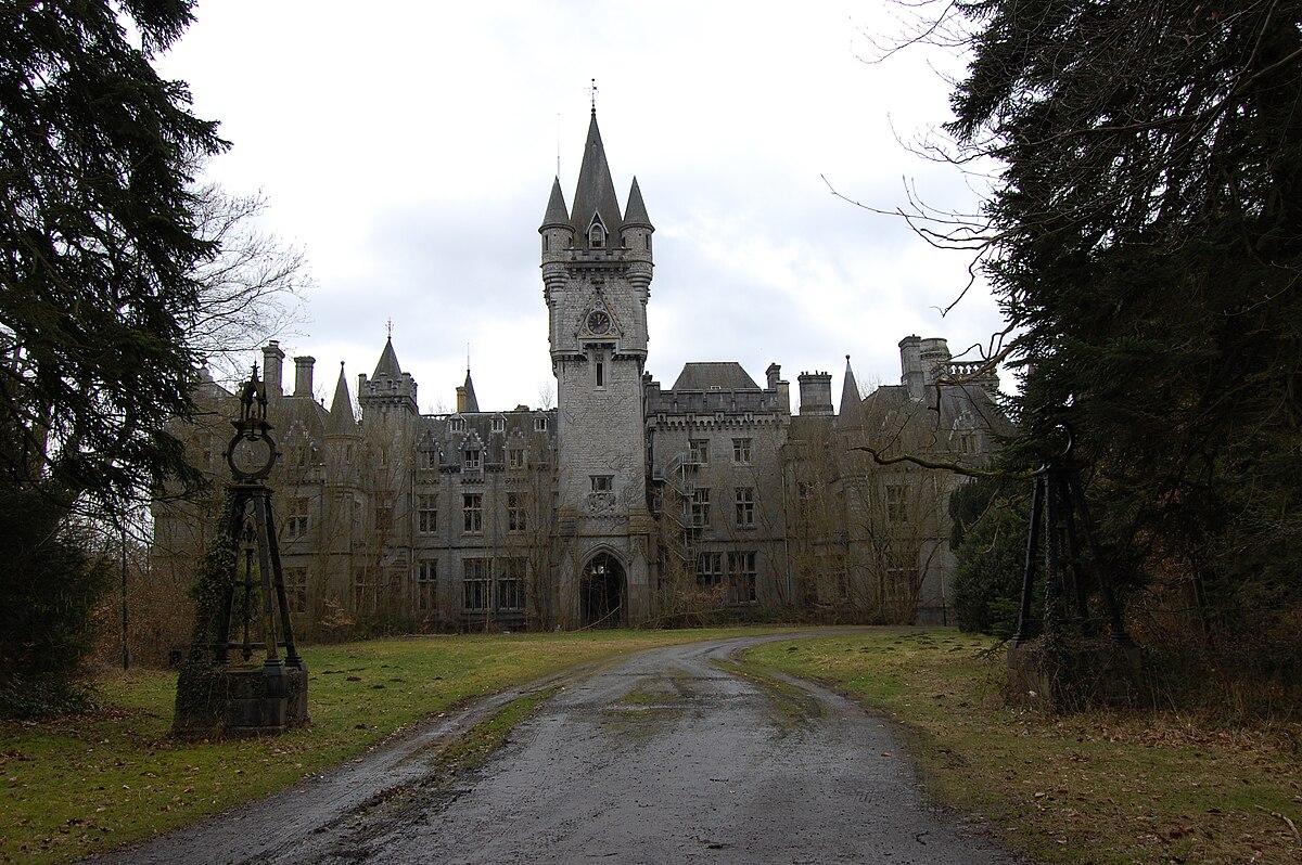 Image result for Miranda Castle, Belgium