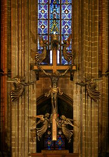 Catedral de la santa cruz y santa eulalia de barcelona for Catedral de barcelona interior