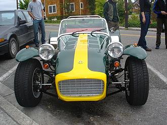 Caterham Cars - Classic Caterham