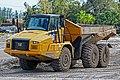Caterpillar C Series Articulated Dump Truck Davie Florida JTPI 5208 (45651938315).jpg