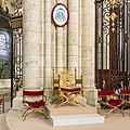 Cathedra in Sens Cathedral, France-6954.jpg