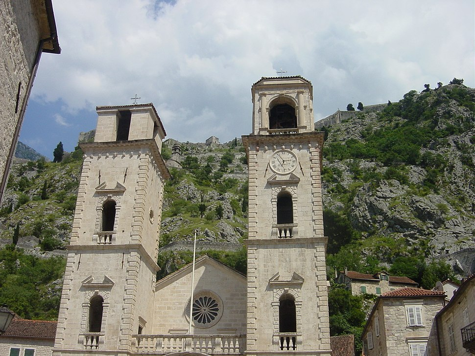 Cathedral Kotor