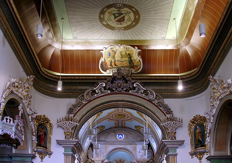 File:Ceiling - Old Basilica of Aparecida - Aparecida 2014.jpg