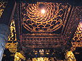 Ceiling ornamentation, Zushi Temple.jpg