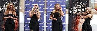 Celtic Woman All-female Irish musical ensemble