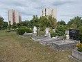 Cemetery and housing estate, 2016 Dunakeszi.jpg