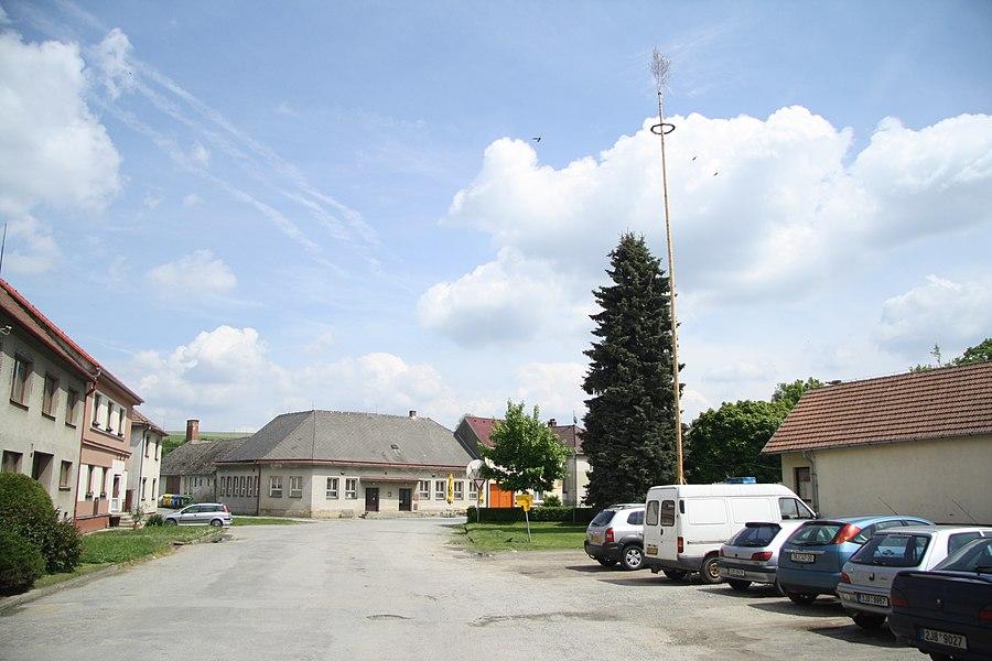 Opatov (Třebíč District)