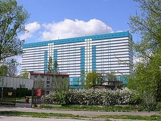 Health care in Poland - Centralny Szpital Kliniczny, Łódź