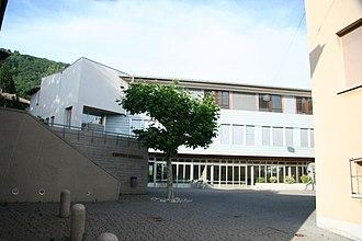 Vacallo - Community Center in Vacallo