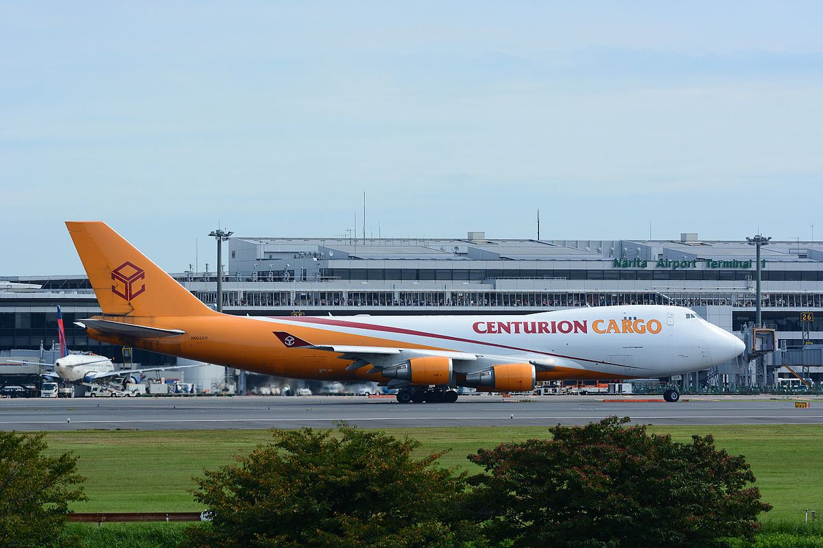 Centurion Air Cargo – Wikipedia