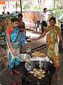 Ceremonial Food Preparation - Simurali 2009-04-05 4050133.JPG