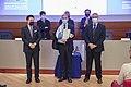 Cerimonia ringraziamento task force medici e infermieri per Covid (50033498452).jpg