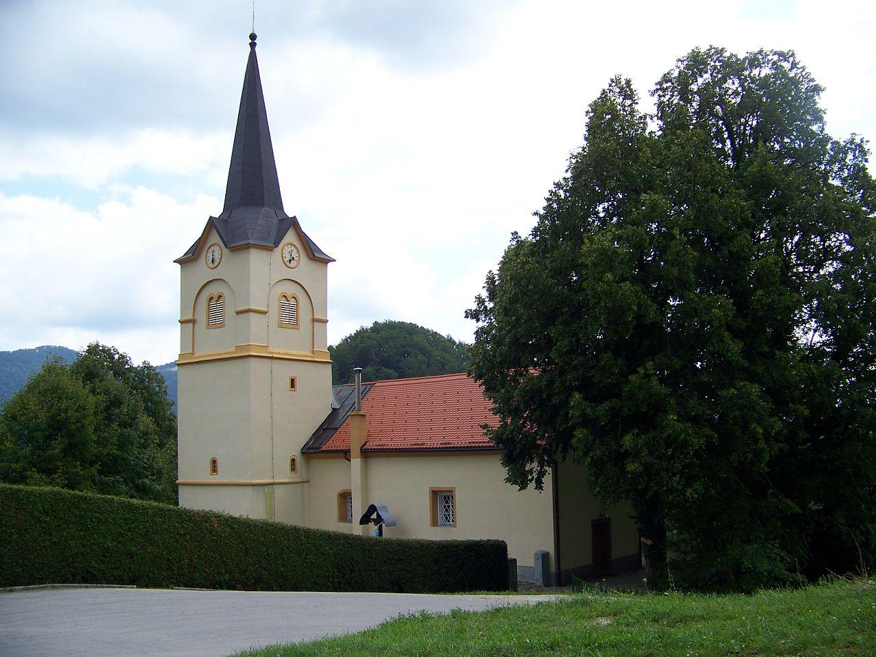 Cerkev Marije Vnebovzete, Marija Reka.jpg
