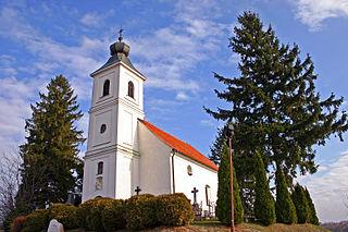 Lendavske Gorice Place in Prekmurje, Slovenia