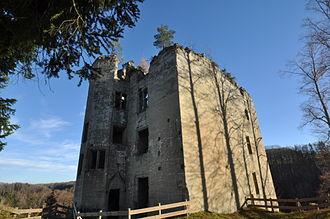 Rossens, Fribourg - Illens Castle