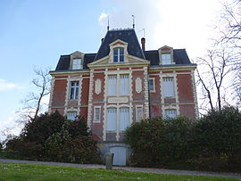 The château in Lahosse