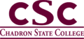 Chadron State College logo.png