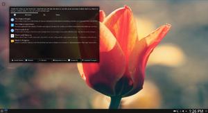 Chakra (operating system) - Image: Chakra Goedel Screenshot