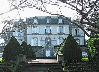 Chamalières - Town hall
