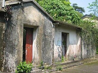 Dominic Chan - Rev. Dominic Chan Chi-ming's former house in Yim Tin Tsai, Sai Kung