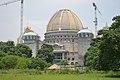 Chandrodaya Mandir Under Construction - Temple Of Vedic Planetarium - ISKCON Campus - Mayapur - Nadia 2017-08-15 1904.JPG