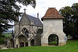Vaucouleurs - Chapelle castrale