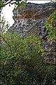 Chaponost, aqueduc romain de la Gagère, réservoir de fuite.jpg