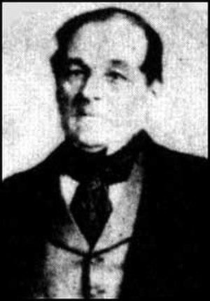 Charles Henry Harrod - Charles Henry Harrod