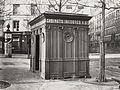Charles Marville, Cabinet d'aisance de la place Saint Sulpice, ca. 1865.jpg
