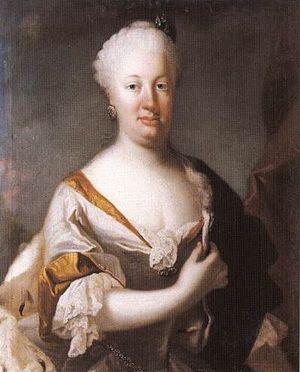 Princess Charlotte Amalie of Hesse-Philippsthal