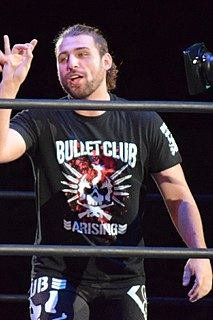 Chase Owens American professional wrestler